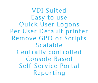 VDI Suited Easy to use Quick User Logons